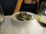 Sauteed Clams