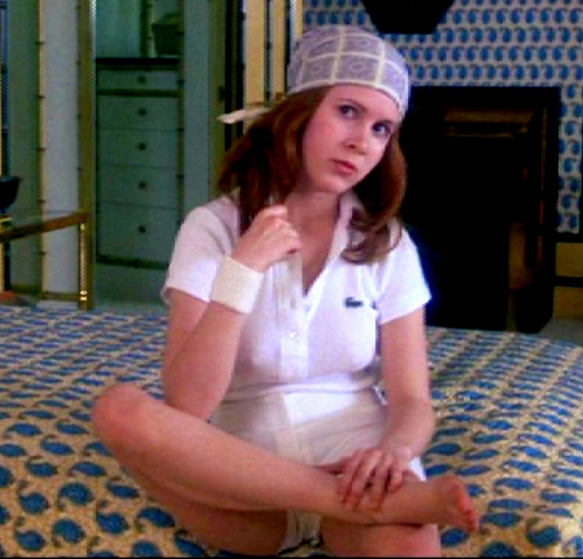 "Carrie Fisher in ""Shampoo"" 1975"