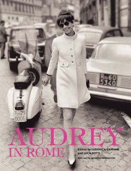 Book Cover: Audrey In Rome