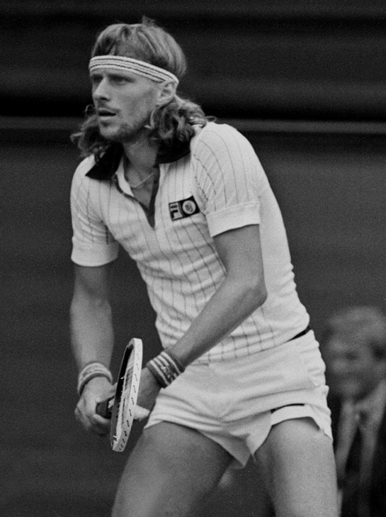 Bjorn Borg, my other big crush.