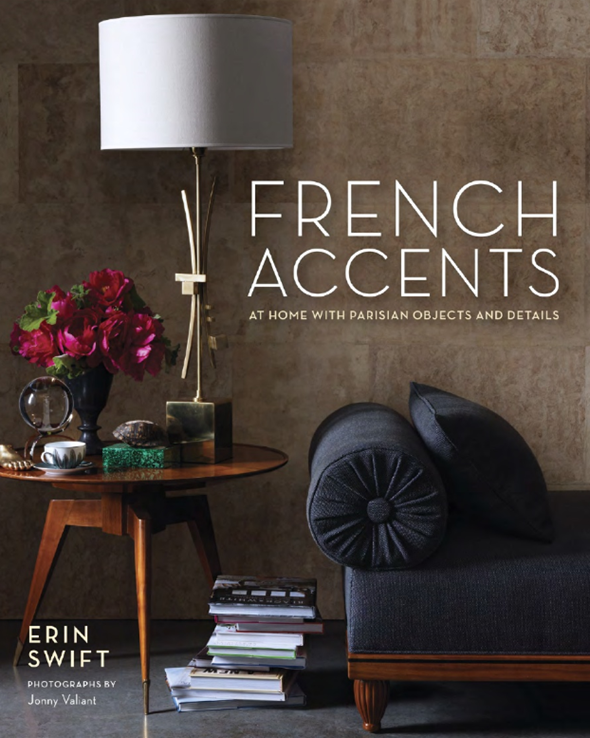 I Libri French Accents At Home With Parisian Objects