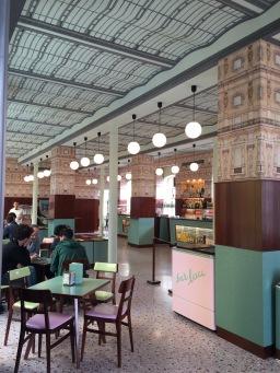 Design Inspiration – Bar Luce – Prada Fondazione, Milan