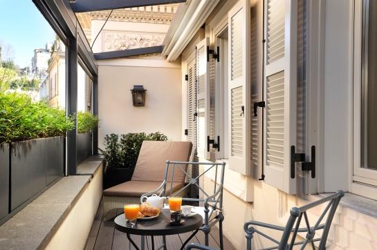 Babuino suite terrace babuino181_48