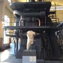 Life in Rome – Centrale Montemartini Museum, an Ancient and Modern Mix