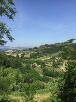Eat, Pray, Move – Tuscany